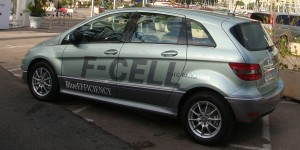 F-Cell Mercedes B-Class Car