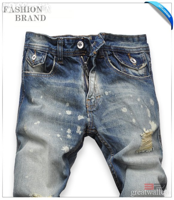 Fashion Brand Jeans for Men