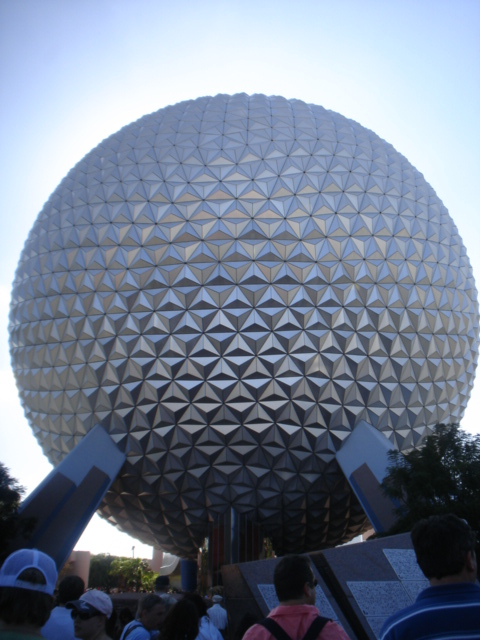 Golf Ball Disney