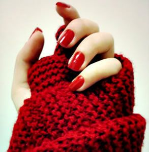 Hand with Red Skaff