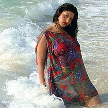 Hot Sana in Water