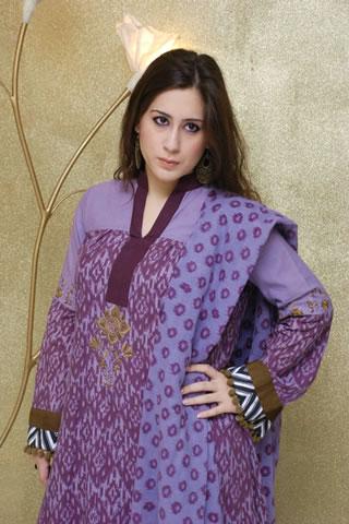 Beautiful Model in Maria B. Eid Collection