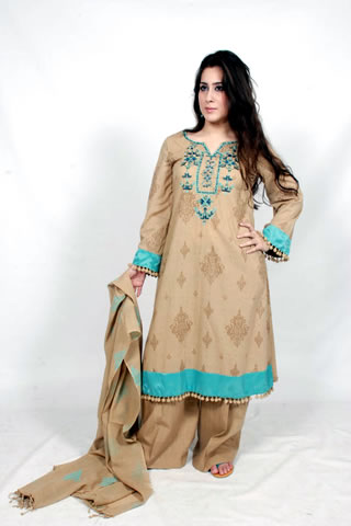 Sweet Model in Maria B. Eid Collection