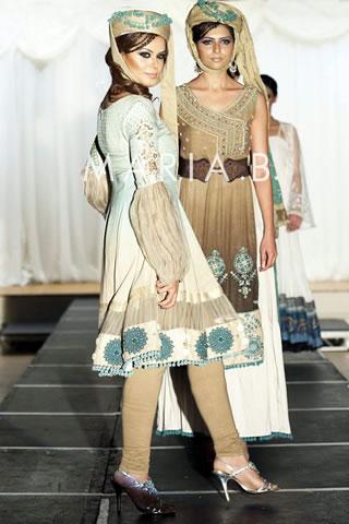 Beautiful Models in Maria B. Dresses