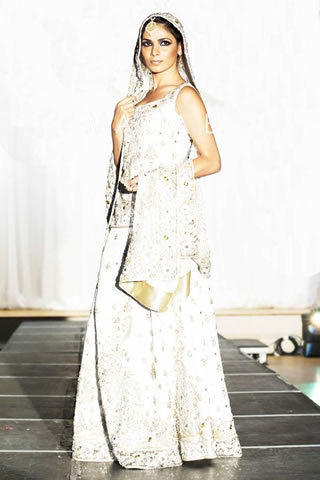 Maria B. Fashion Show in Manchestar