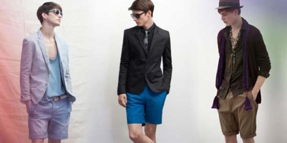Mens fashion trends for spring summer 2011