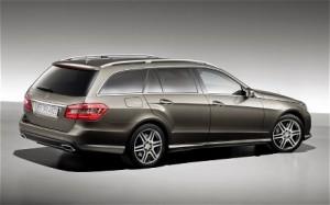 Mercedes-Benz E350 4MATIC Wagon E-Class