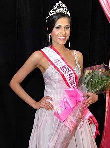 Natasha Paracha - Miss Pakistan 2008