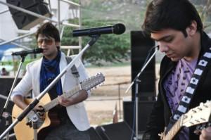 Popular Pakistani Music Band JAL