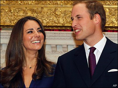Prince William & Kate Middleton Picture
