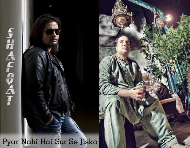 Rahat Fateh Ali Khan and Shafqat Amanat Ali Khan