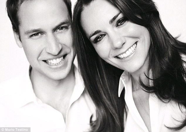 Royal Couple William And Kate