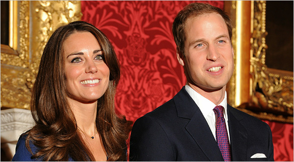 Royal Marriage of Prince Williams