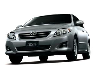 Toyota Altis 1.8L CRUISETRONIC Frontview