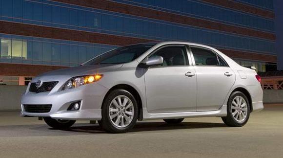 Toyota Corolla 1.3L GLi
