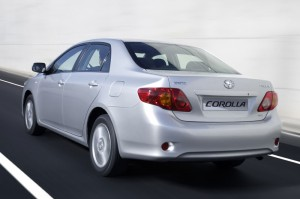 Toyota Corolla 2.0D 2011
