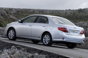 Toyota Corolla 2.0D Still Picture