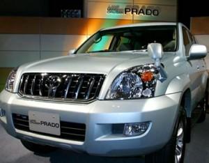 Toyota Land Cruiser Prado TZ 2011
