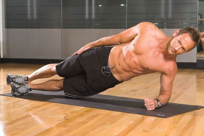 mens workout