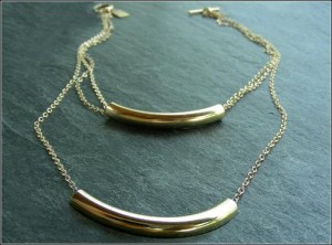 14K Gold Fill Necklace