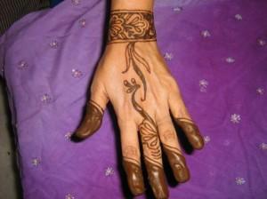 Arabic Bridal Mehndi 2011