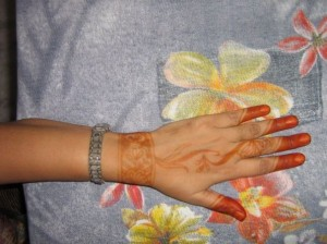 Arabic Henna Designs For Hand