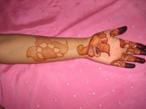 Mehndi Design Pictures