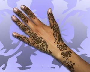 Arabic Mehndi Design 2011