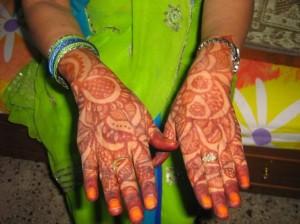 Asian Bridal Mehandi Designs7