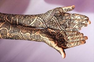 Henna Design For Wedding
