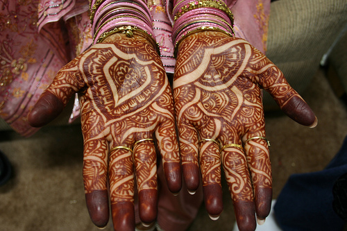 Beautiful Mehandi Designs Pictures - Fashion
