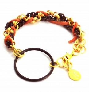 Black Terracotta Bracelet