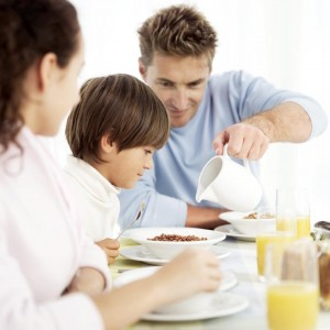 Breakfast Affect Child's Performance