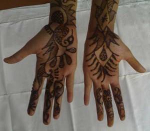 Mehndi Design Pictures