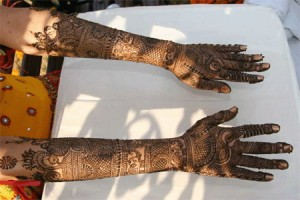 Mehndi Design for Arm
