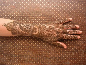 Mehndi Design for Both Hands