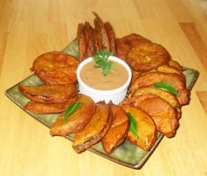 Delicious Spicy Pakoras