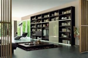 Elegance Unique Style Bookcases