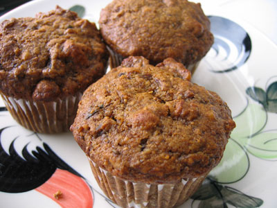 Fig And Date Muffins