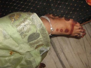 Pakistani Bridal Mehndi 2011