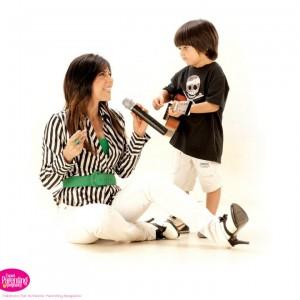 Hadiq Kiani Cover Shoot of Expert Parenting