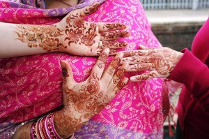 Henna Design for Both Hands