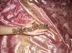 Wedding Henna Design For Eid