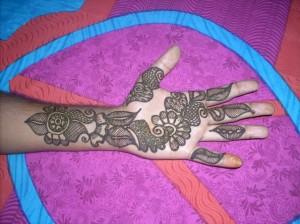 Henna Design For Eid For Wedding