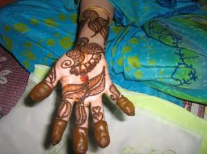 Latest Henna Design For Eid