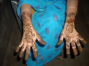 Henna Design For Eid for Both Hands