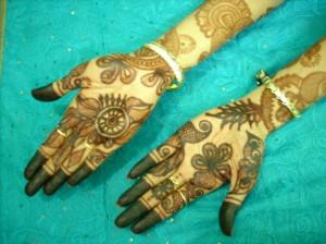 Full Hand & Arm Mehndi Design For Eid