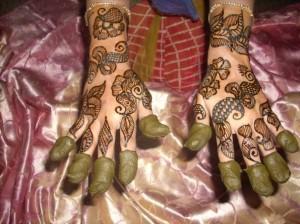 Wedding Henna Design For Eid For Hand