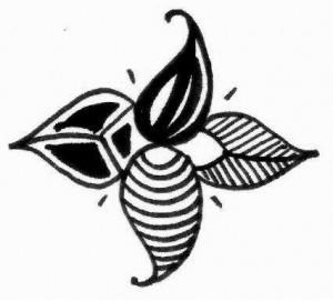 Henna tattoo design sketch Pictures