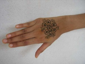 Henna tattoo  for Both Hands